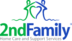 2nd family home care logo