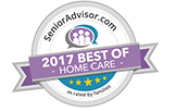 senioradviser.com 2017 best of home care award