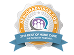 senioradvisor.com 2016 best of home care award